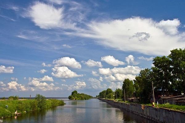 Волго-Балтийский водный путь