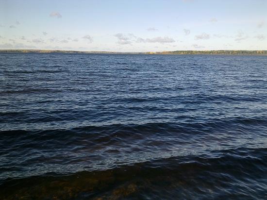 Озеро Сиверское