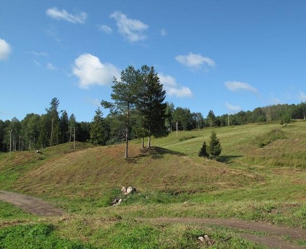 Гора Ципина
