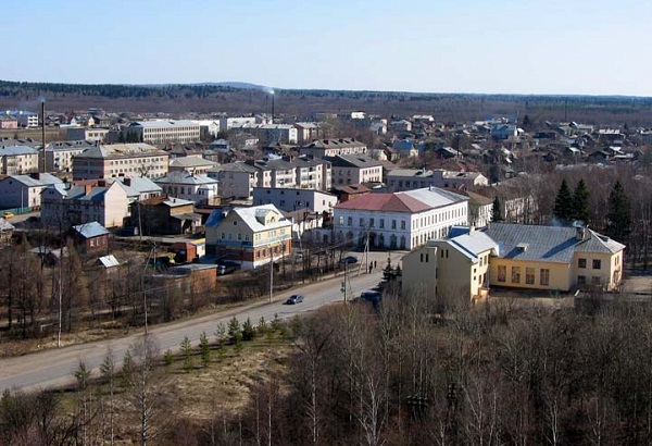 Город Кириллов