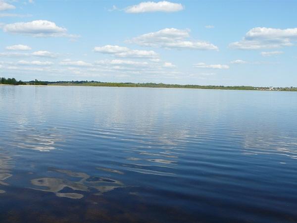 Вид на озеро (Фото: Е.Сорокина)
