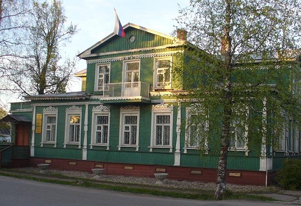 Администрация города Кириллов