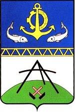 Герб Кириллова 1971 года