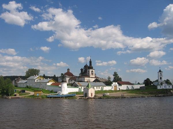 Горицкий Воскресенский монастырьФото: И. Ионова
