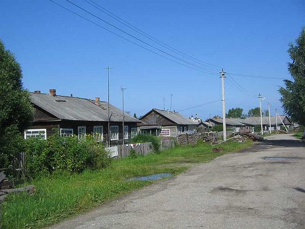 Улица Молодёжная